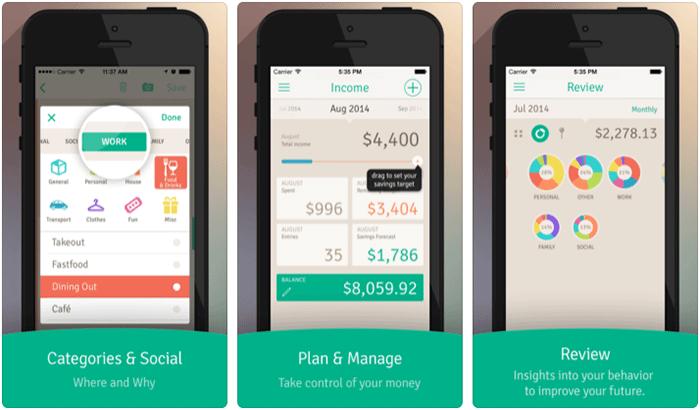 App per gestione spese