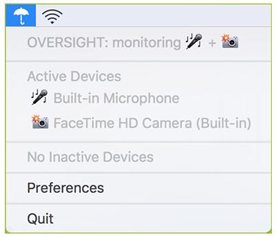 come proteggere la webcam del tuo mac