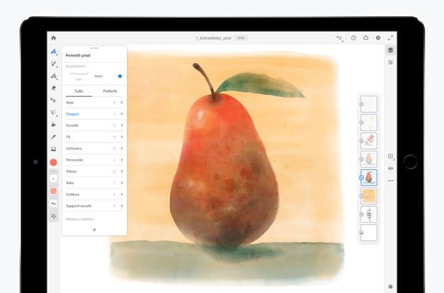 app disegno e pittura