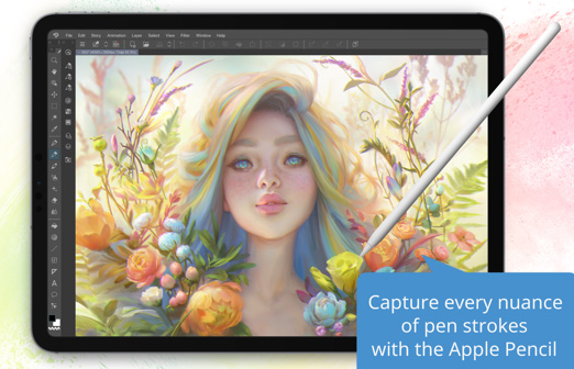 dipingere su iPad