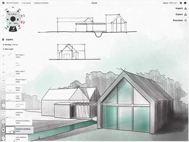 app per architetti