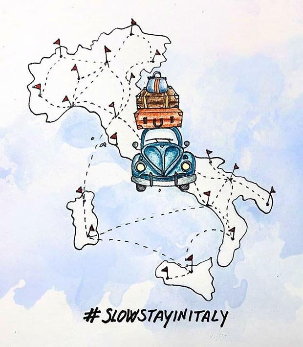 in giro per l'Italia