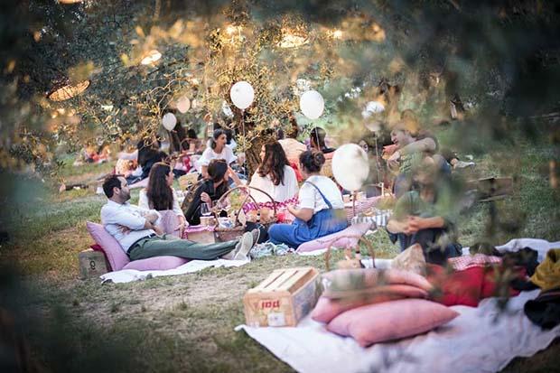 picnic gourmet