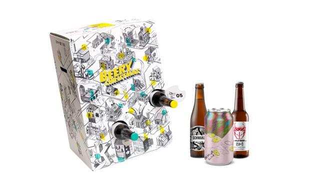 calendario dell'avvento birra
